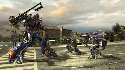 Transformers The Game Full Compressed
