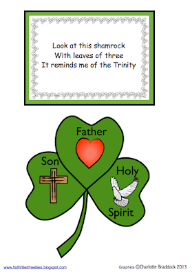 Holy Trinity Craft Projects