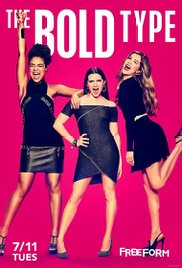 The Bold Type Temporada 1 audio español
