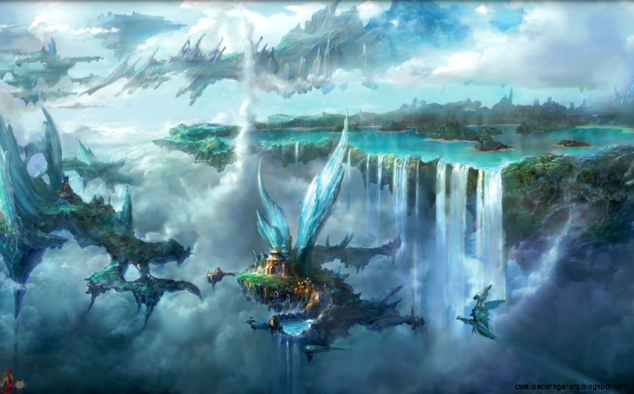 Final Fantasy Wallpaper Hd Collection 39