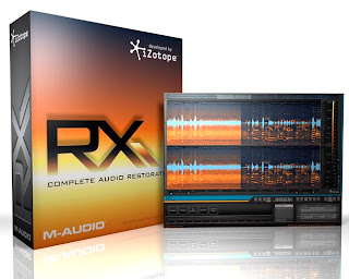 iZotope RX 3 Advanced 3.00.695 (x86/x64)  Including Activator