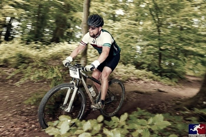 MARATHON Rider: Nico Martin - Bike: LUCHS