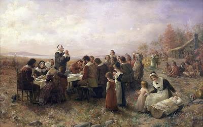 Thanksgiving, Sebuah Hari Raya Pembantaian