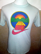Vintage Nike Sunshine Blue Tag