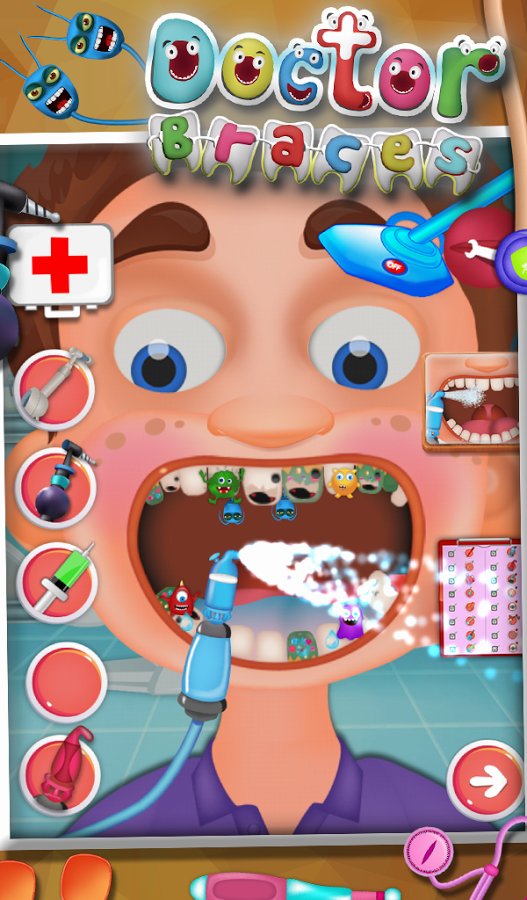 teeth surgery games