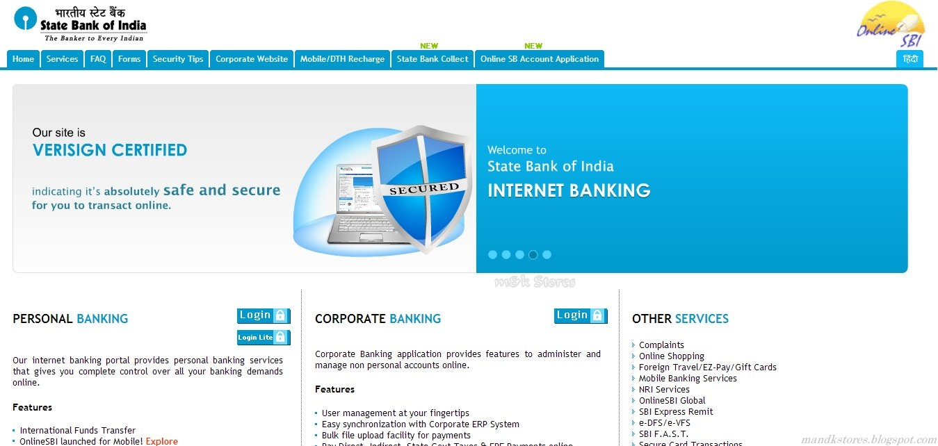 Online banking of indian bank - Online banking of indian bank your ...