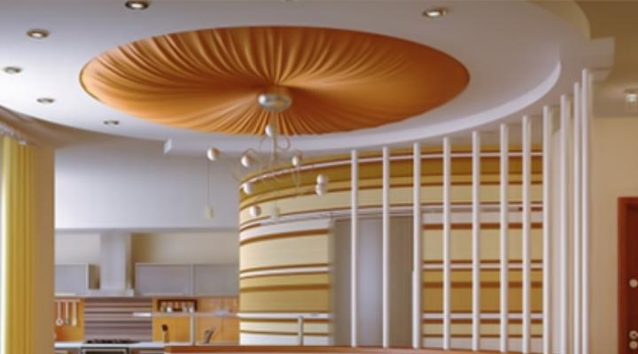 Alçıpan Asma Tavan Modelleri İle Modern Görünüm