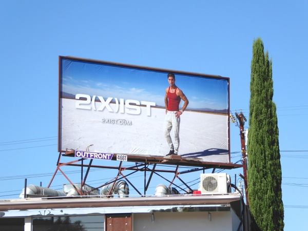 2Xist mens activer gear Fall 2015 billboard