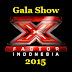 Daftar Lagu Finalis X Factor Indonesia 2015 - GALA SHOW (Updated Weekly)