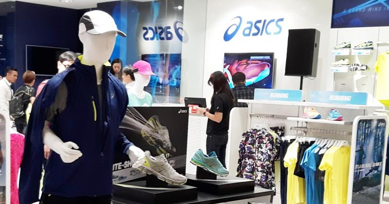 asics boutique in malaysia