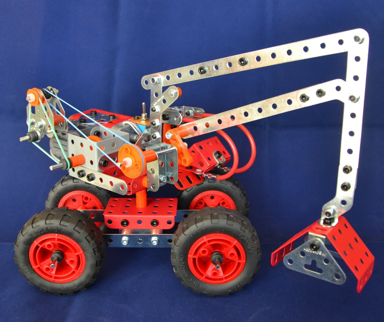 meccano multi models instructions