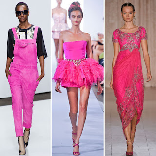 Pretty Girl Pink