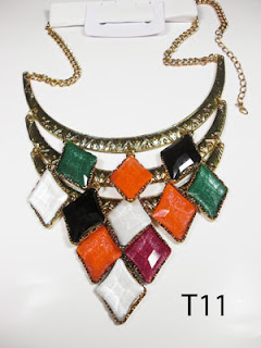 kalung aksesoris wanita T11