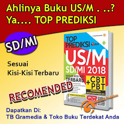 TOP Prediksi USM SD 2018