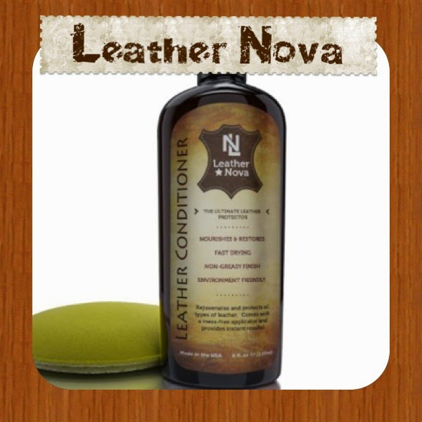 Leather Nova Leather Conditioner & Restorer