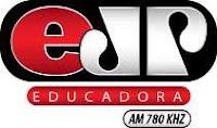 ouvir a Rádio Educadora / Jovem Pan AM 780,0 ao vivo e online Uberlândia MG