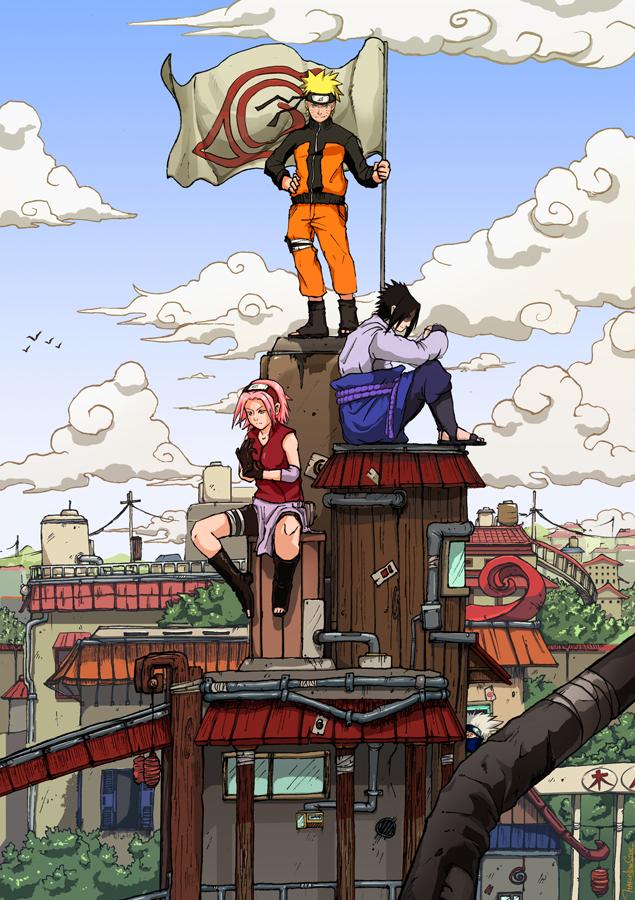 Naruto Shippuden Capitulo 267 Online Gratis HD