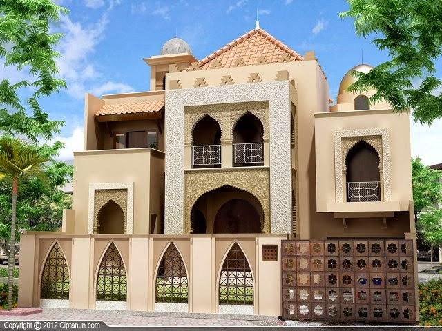 inspirasi desain rumah anda desain rumah mediterania