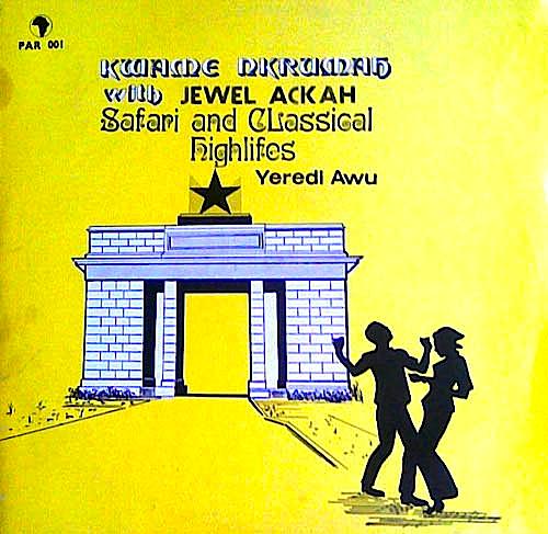 Jewel Ackah - Electric Hi-Life