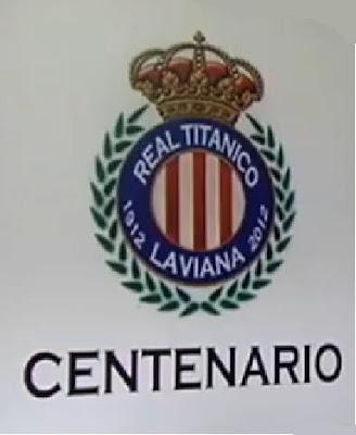 Real Titánico, escudo
