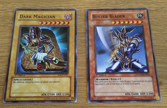 apa itu kartu monster effeck on yugioh