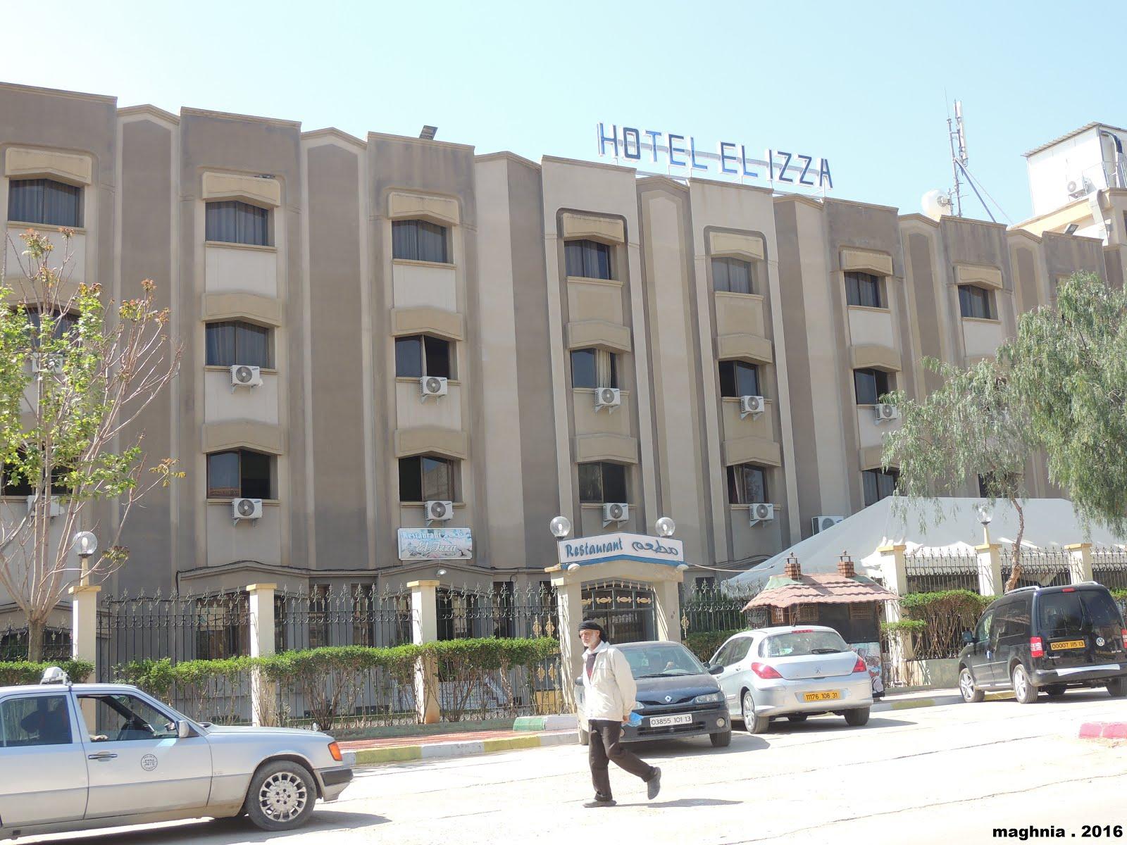 Hotel IZZA . Maghnia