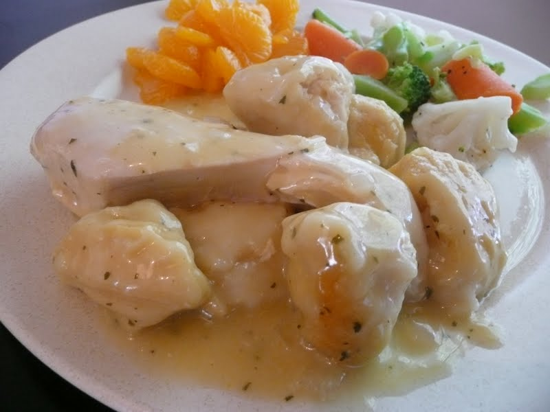 how to make chicken dumplings with canned biscuits