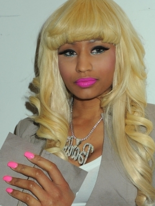 nicki minaj green eyes. 2011 But Nicki Minaj green