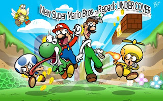 New Super Mario Bros 2012