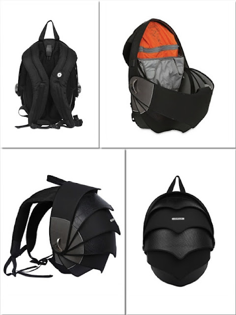 Cyclus armadillo original cool backpack