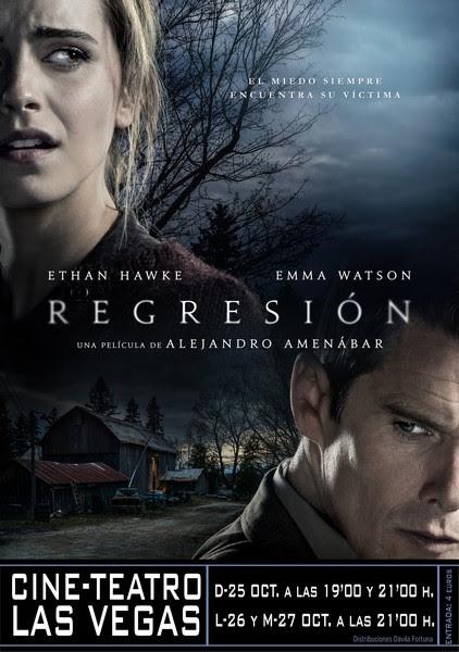 Cine: Regresión