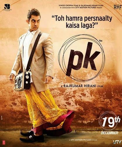 PK (2014) Movie Poster No. 4
