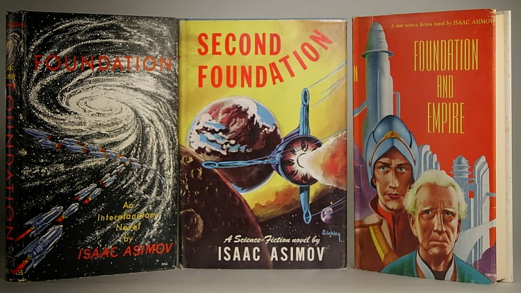 a literary analysis of the feeling of power by isaac asimov These papers were written primarily by students and provide critical analysis of the short stories in i, robot by isaac asimov on the novum and the dangers of humanity's pursuit of scientific advancement.
