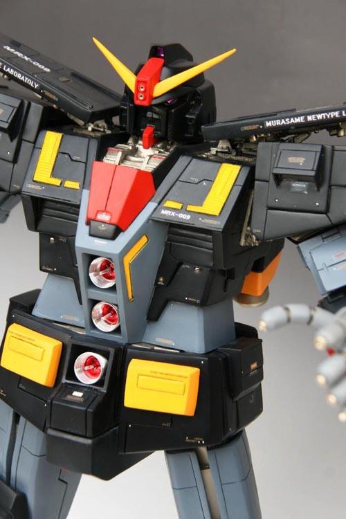 Psycho Gundam images