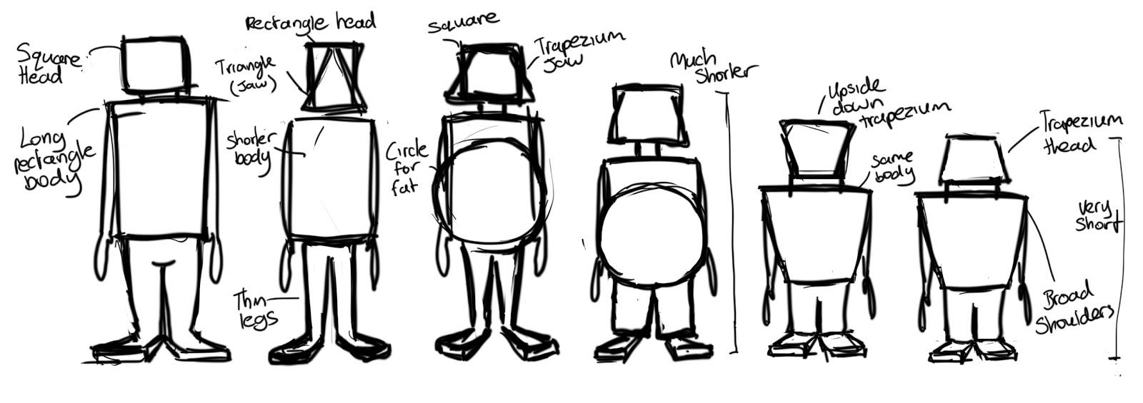 Character Design Shape Theory : Ben metcalfe xb game proposal november