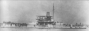 HMS Abyssinia circa. 1870