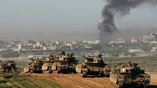 3 Hari Operasi Militer Israel di Gaza Sudah Tewaskan 83 Warga Palestina