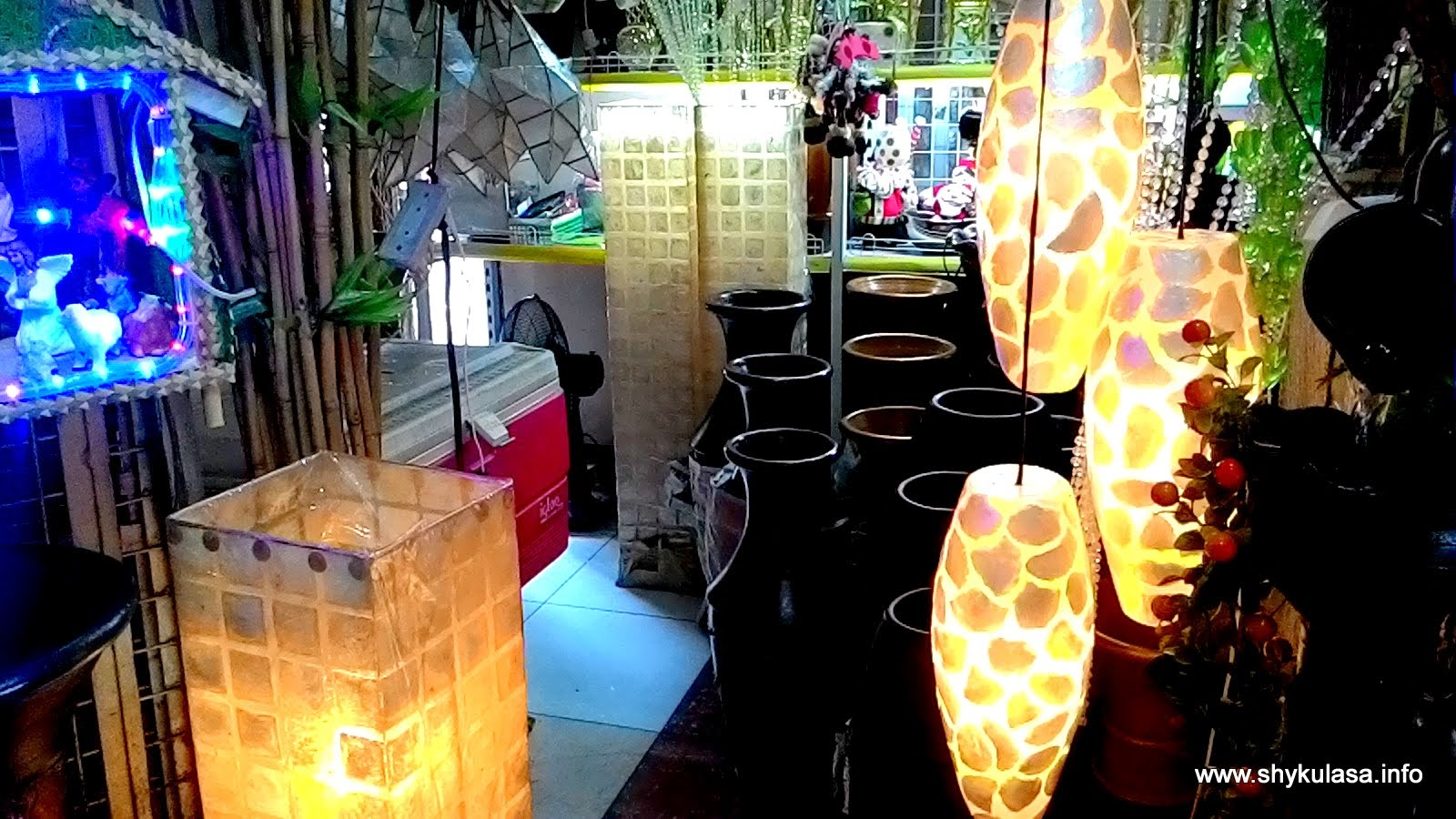 House decor finds at dapitan arcade shie went to town for House decoration products