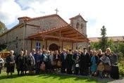 Προσκυνηματική εκδρομή της Ενορίας μας σε Μοναστήρια της Δωρίδος και της Ναυπάκτου (φωτογραφίες)
