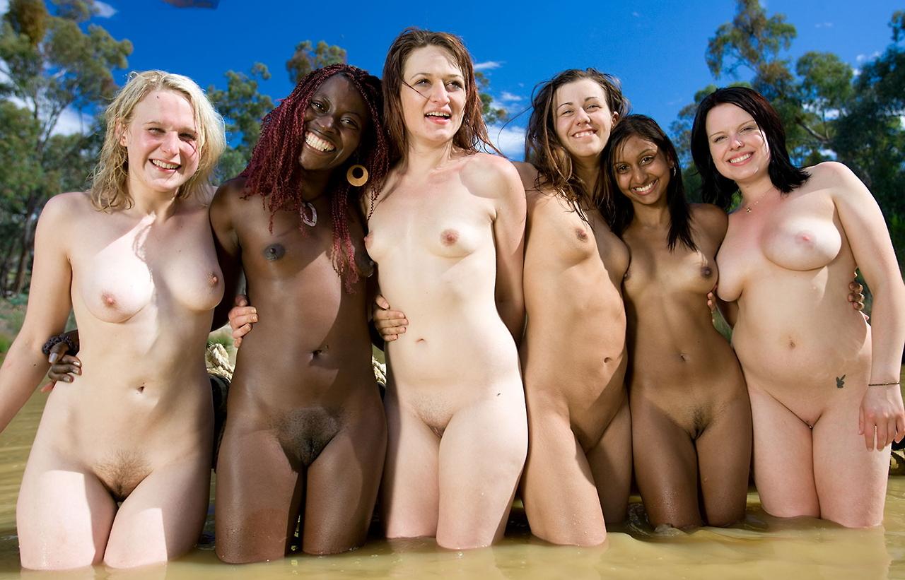 familie naked