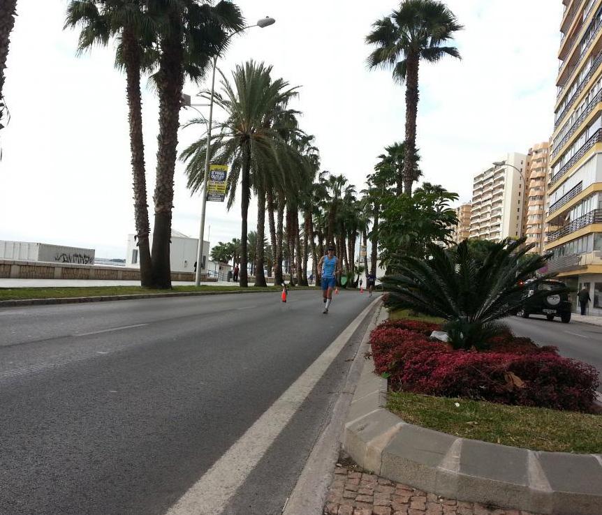 Correr una pasi n la soledad del corredor for Pasion amistad malaga