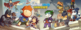 scribblenauts unmasked a dc comics adventure artwork 1 Scribblenauts Unmasked: A DC Comics Adventure (3DS/PC/WU)   Artwork, Infographic, & Release Date