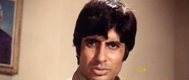 Screen Shot Of Hindi Movie Zanjeer (1973) Download And Watch Online Free at worldfree4u.com