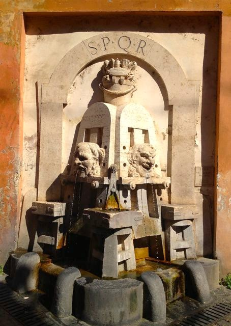 SPQR // Rome
