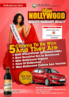 Miss Nollywood 2017! who wears the crown?