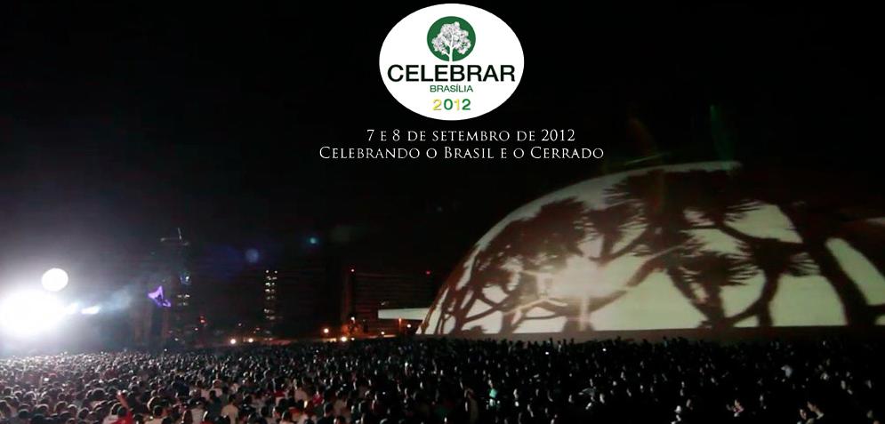 Celebrar Brasília - 2012