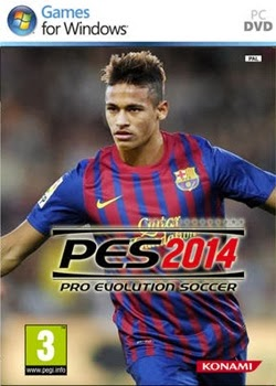 Download Pro Evolution Soccer 2014 (Pes 2014) + Crack Reloaded   Baixar Torrent