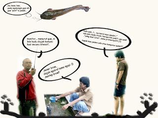 catfish ditangan si pisces