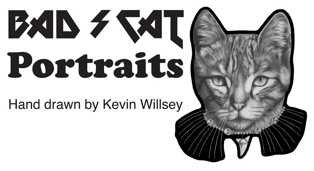 Pet portraits by kevin willsey