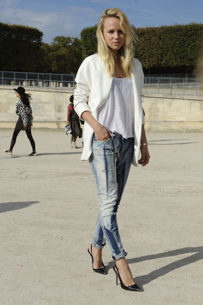 Paris Fashion Week Street Style Best Looks Caroline